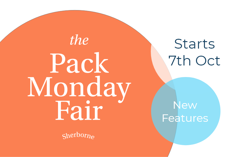 The Pack Monday Fair Sherborne